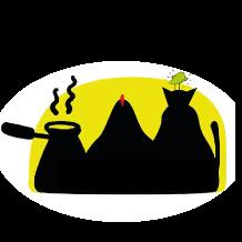 Кофе, Куры & Коты